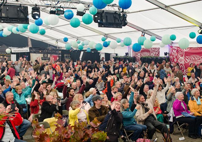 Falmouth Oyster Festival, Cornwall, What's On 2018