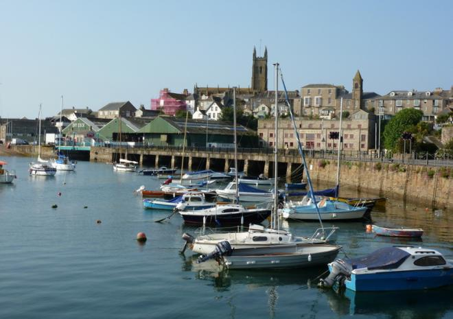 Penzance Seafront Cottage, Self-catering, Penzance, West Cornwall