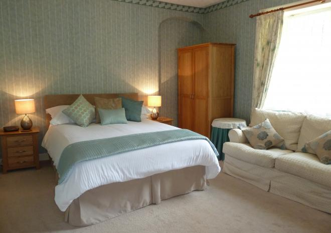 Pengelly Farm Bed and Breakfast, near Wadebridge, Cornwall