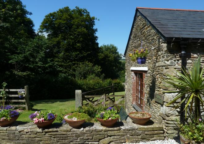 Cottages in Cornwall | Cider Cottage at Woodhill Manor | Looe | Cornwall