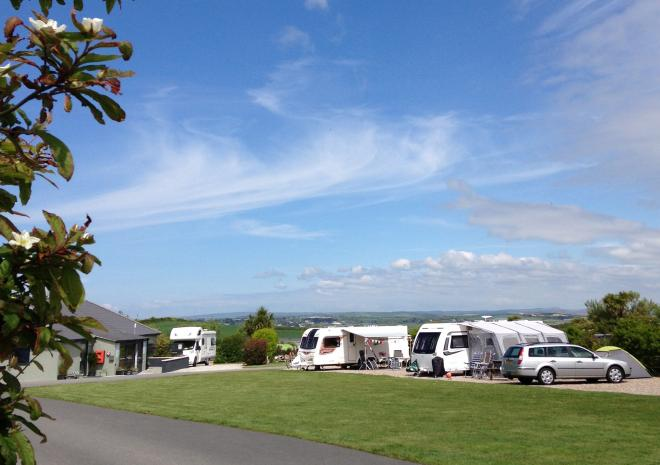 Padstow Holiday Village, Padstow, Cornwall