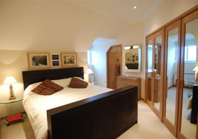 Luxury self catering in Cornwall, The Penthouse, Mevagissey, Cornwall