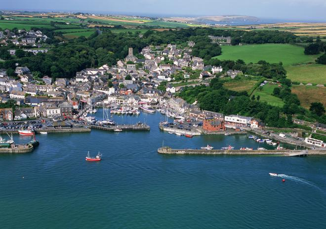 Padstow, Cornwall c John Such/Visit Cornwall