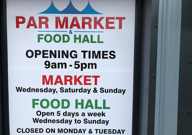 Par Market & Food Hall