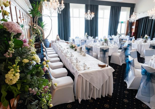Wedding Venue Newquay Cornwall | Atlantic Hotel