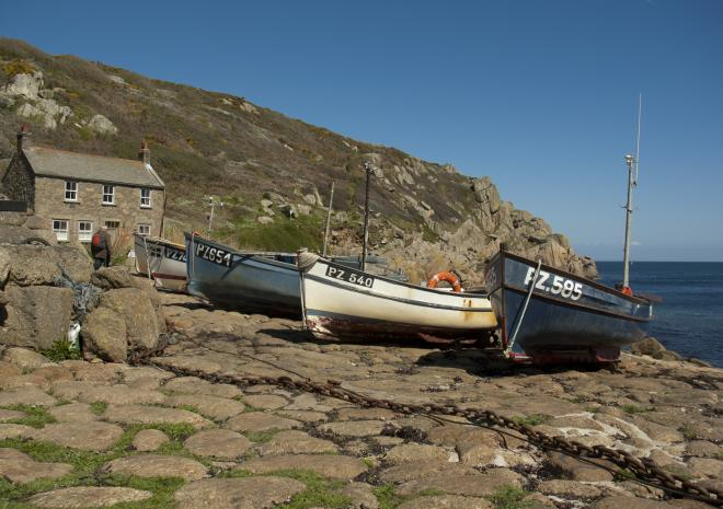 Penberth, West Cornwall c Adam Gibbard/West Cornwall