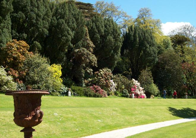 Gardens in Cornwall |Pencarrow House and Gardens | Bodmin c Visit Cornwall