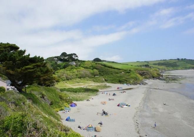 Treverbyn Lodge, self catering, South cornwall