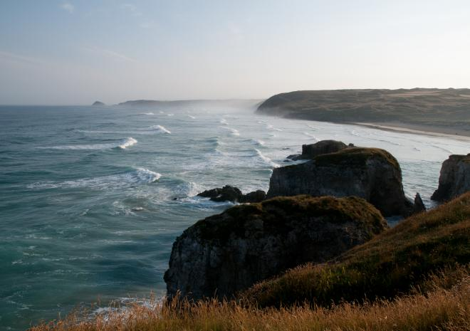 Beaches in Perranporth Cornwall | Perranporth Beach c Matt Jessop