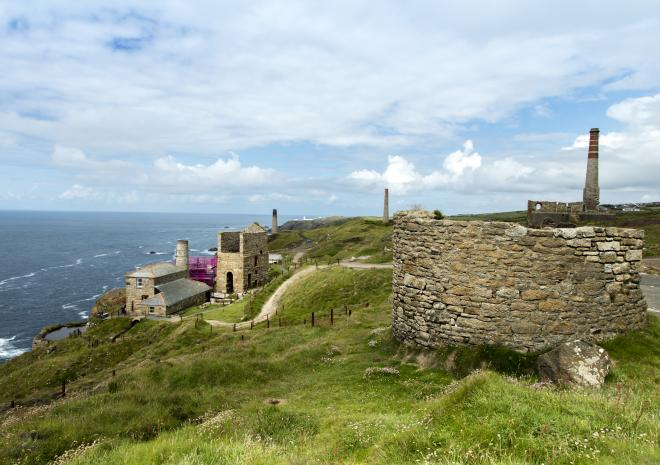 Levant Mine, World Heritage Site, St Just, West Cornwall