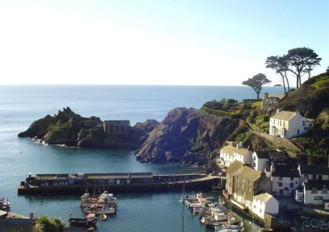 The Cottage, Bed and Breakfast in Polperro, Cornwall