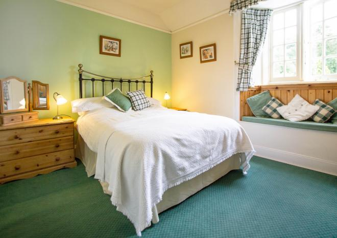 Double Room Polraen Country House | Looe | Cornwall