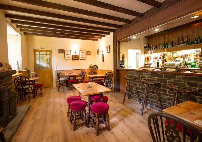 Bar at Polraen Country House Hotel | Looe | Cornwall