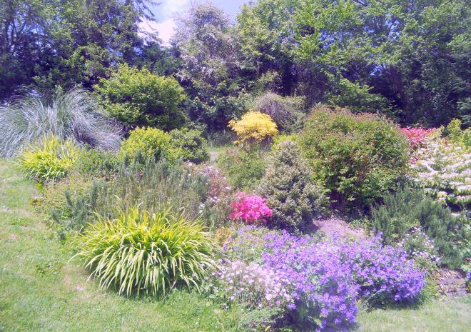 Polraen Country Garden Looe Cornwall Bed and Breakfast