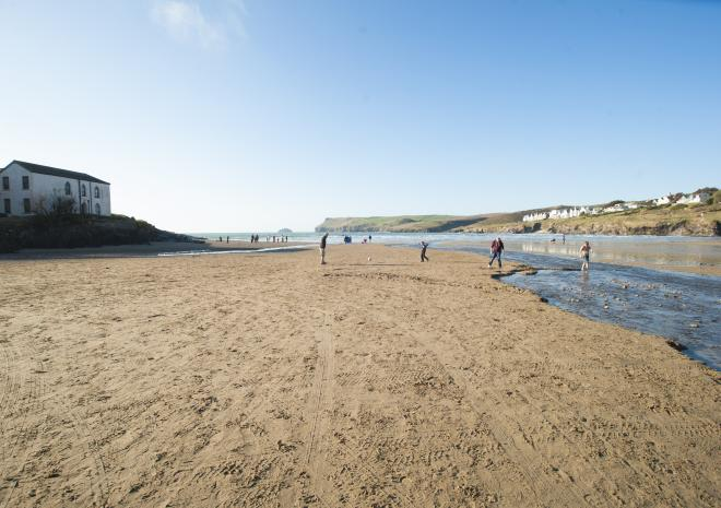 Beaches in Polzeath | Polzeath Beach | Cornwall c Adam Gibbard