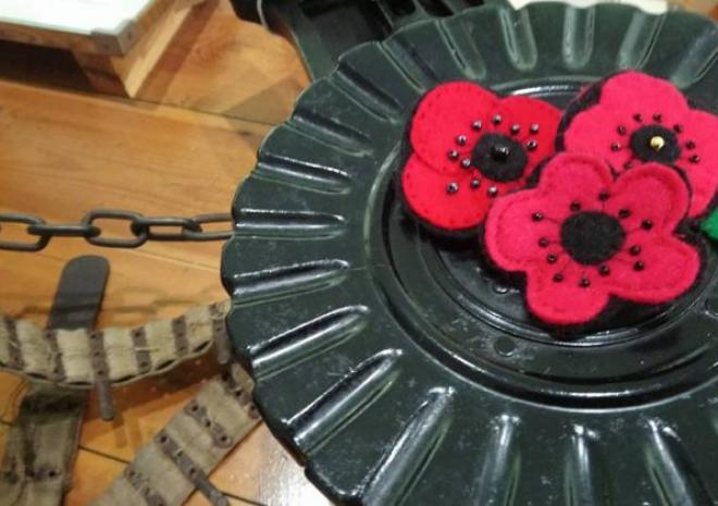Poppy Power, What's On, Bodmin, Cornwall, 2018