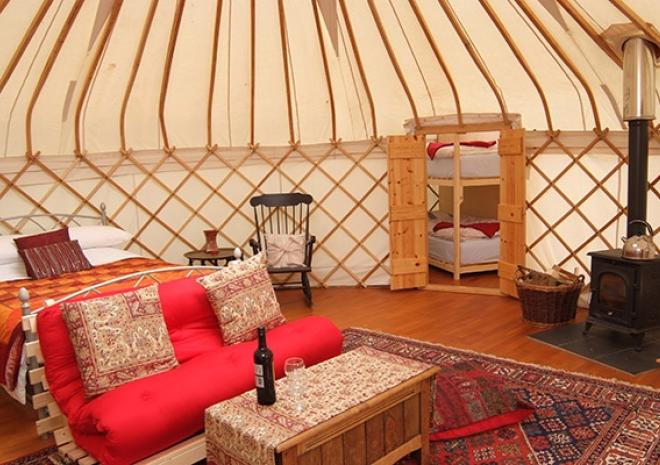 Glamping | Classic | Cornwall
