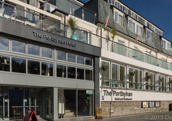 Portbyhan Hotel, Hotel Accommodation, Looe, South Cornwall