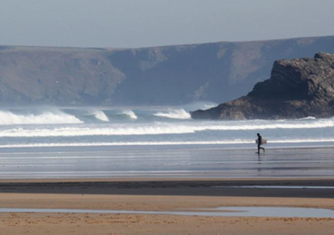 Porth Beach | Newquay | Beaches in Cornwall c Jason Flint