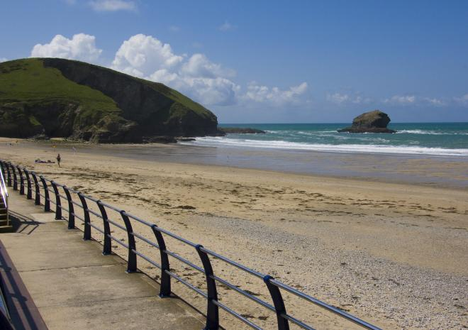 Portreath Beach, West Cornwall