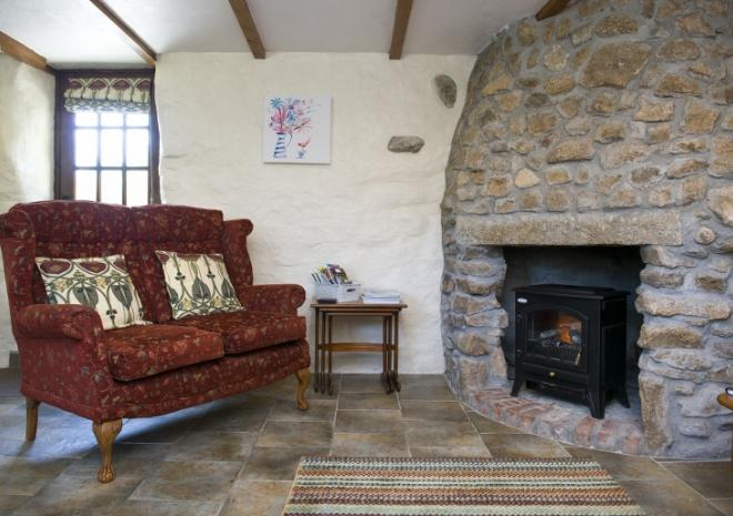 Thyme Cottage offers space and comfort for 4
