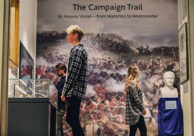 Museums in Cornwall , Royal Cornwall Museum , Truro