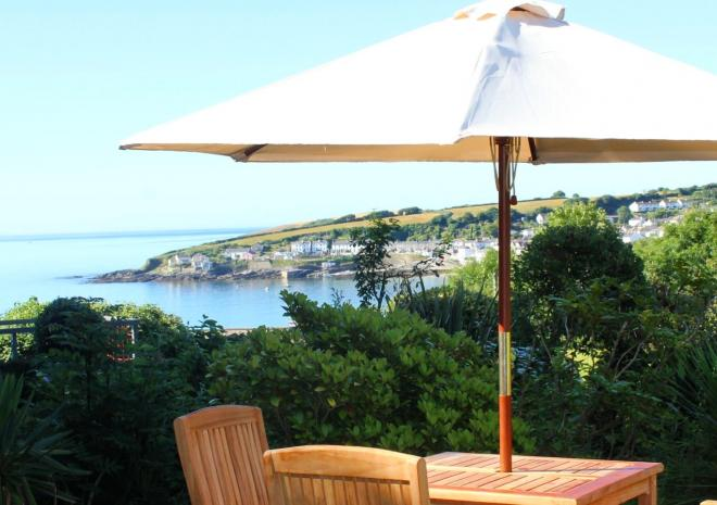 The Rosevine, Roseland Peninsula, South Cornwall