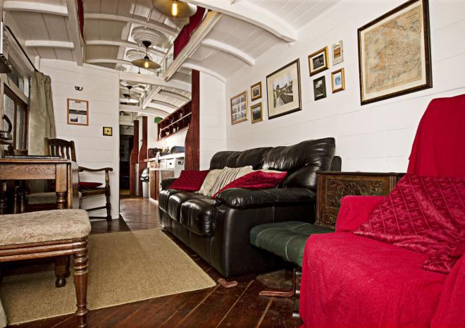 Self catering, in Cornwall, Railholiday Ltd, St Germans, Cornwall