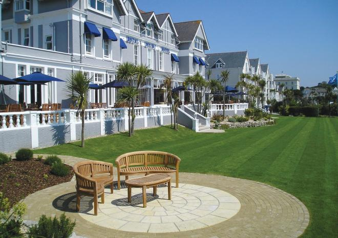 Royal Duchy Hotel Four Star Falmouth South Cornwall