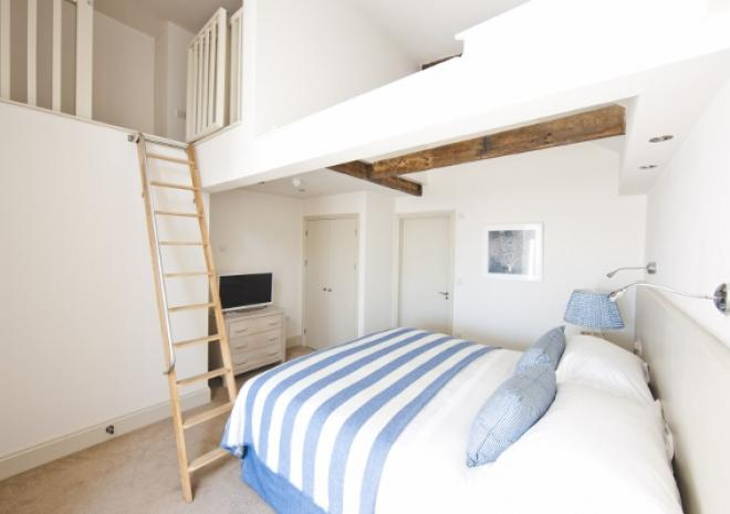 St Mawes Hotel, Family Room,  St Mawes, The Roseland, South Cornwall