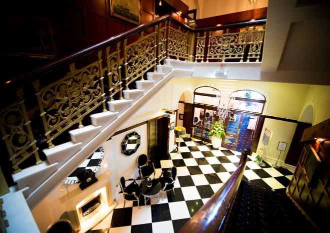 Art Deco Luxury Wedding Venue Newquay Cornwall | Atlantic Hotel
