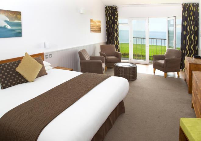 Sands Resort Hotel Spa, Newquay, Cornwall -  Comfort Suite