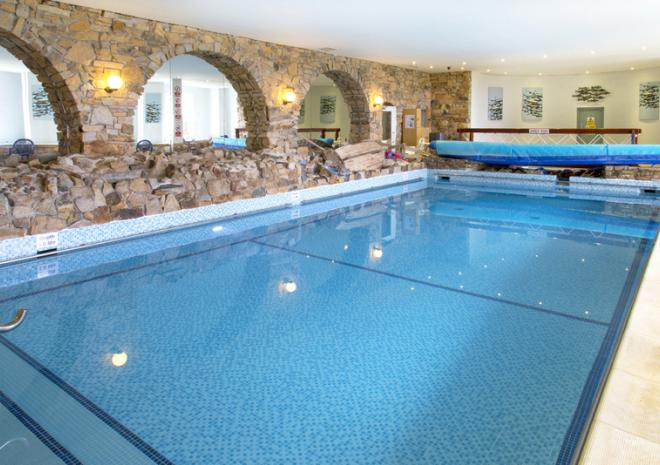 Sands Resort Hotel Spa, Newquay, Cornwall - Indoor Pool