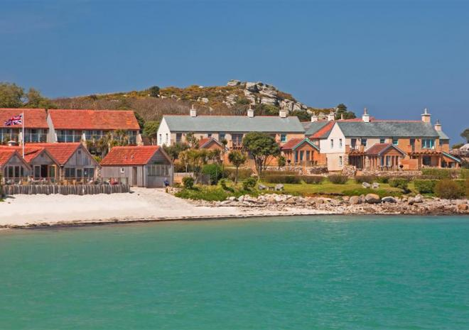 Sea Garden Cottages, Tresco, Isles of Scilly