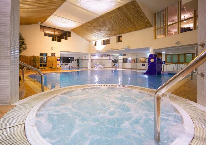 Clowance Estate , Self Catering , West Cornwall , In Door Heated Swimming Pool