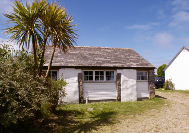 Skyber Cottage - just for two