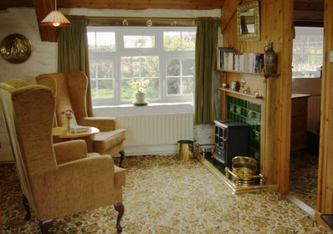 Skyber - Our cosy cottage for couples
