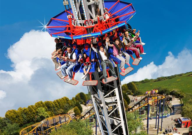 Flambards , Things to do in Cornwall,| Theme Park , Helston , Cornwall