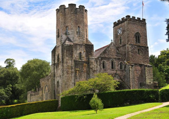 St Germans Priory, Things to do, History & Heritage, Cornwall, photo cKevin Howard
