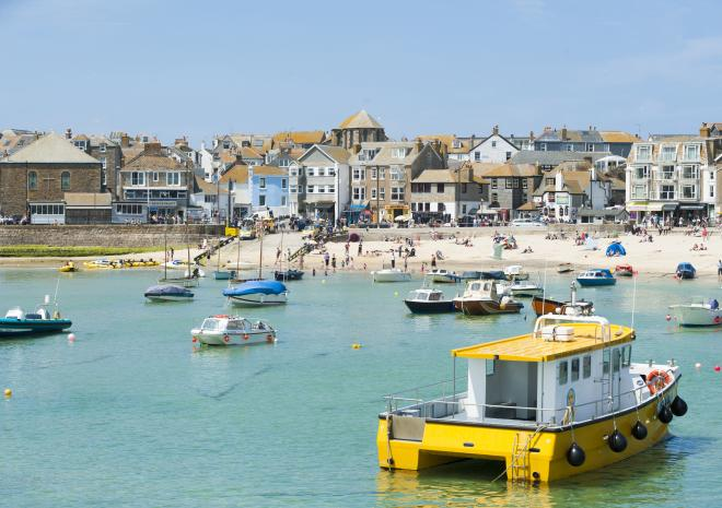 St Ives Harbour Beach | St Ives | Cornwall