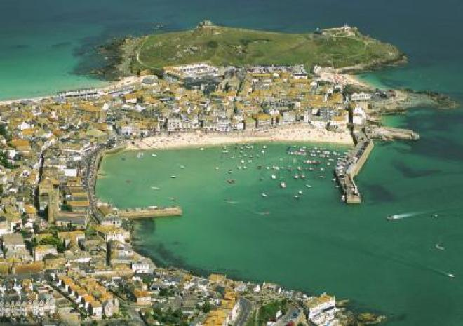 Grey Mullet Guest House, Bed and Breakfast, St Ives, West Cornwall