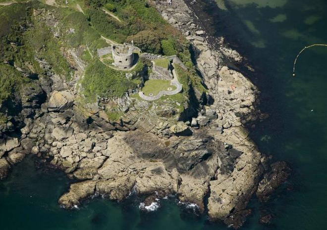 St_Catherines_Castle, Fowey, Cornwall