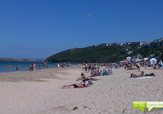 St ives 5 star self catering