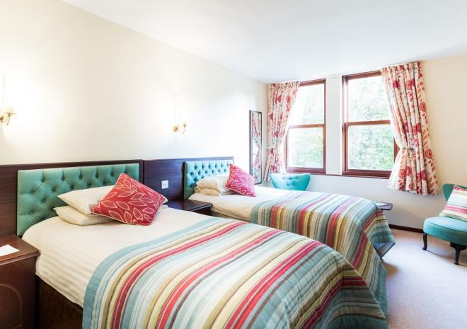 Penmorvah Manor Hotel, Falmouth, Cornwall - Superior Double/Twin Room