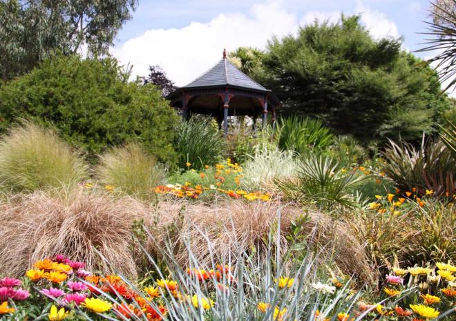 Exotic Summer Gardens Paradise Park and JungleBarn, Things to do,  Hayle,  St Ives, Cornwall