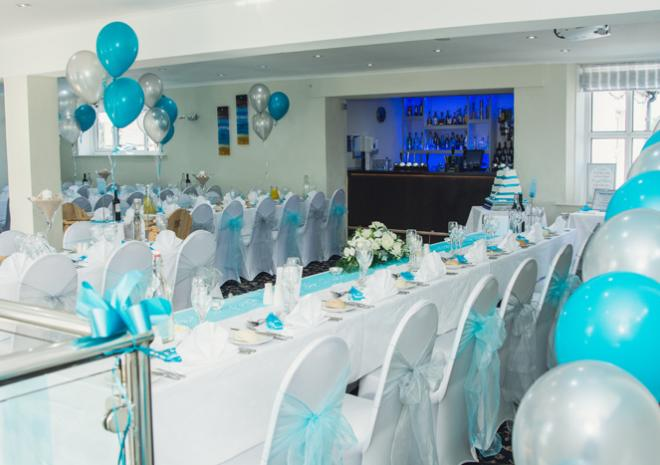 The Old Quay House, wedding venue, Hayle, Cornwall