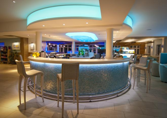 Restaurant in Falmouth Cornwall   Flying Fish at St Michael's Hotel and Spa