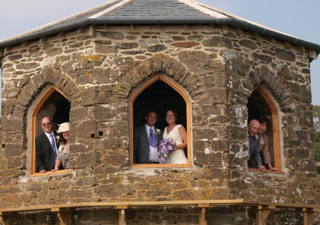 Wedding Venues in St Austell Cornwall | The Lookout | Gorran Haven