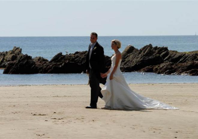 Wedding Venues in St Austell Cornwall | The Vean | Gorran Haven