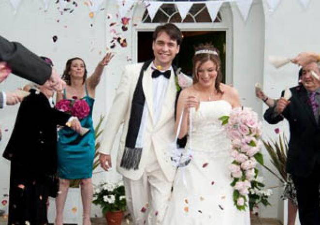 Wedding Venues in St Austell Cornwall   The Vean   Gorran Haven